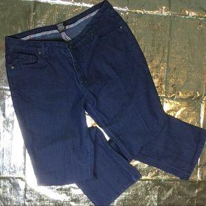 PZI Jeans 16/34 straight leg/mid rise